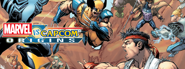 Marvel vs. Capcom Origins hits XBLA in late September