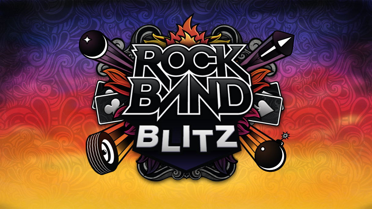 Rock Band Blitz review (XBLA)