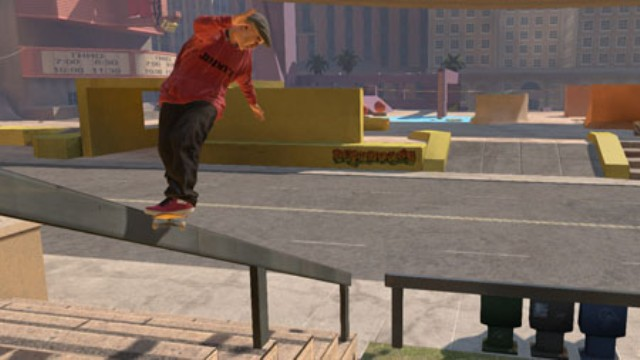 Tony Hawk Pro Skater HD gets revert for all levels, plays better with transforming d-pad