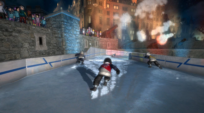 Red Bull Crashed Ice Kinect coming to XBLA