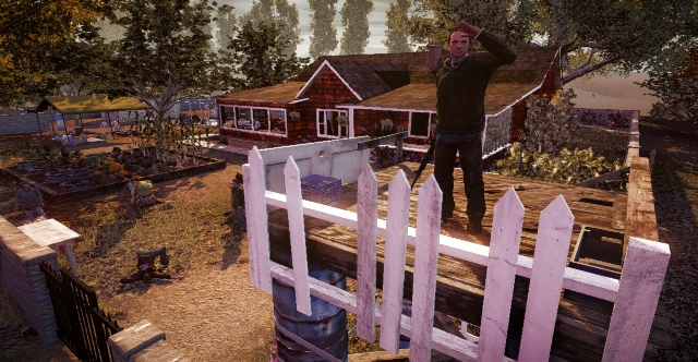 The nitty gritty on State of Decay's gameplay mechanics