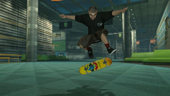 Tony Hawk DLC screens show off revert action