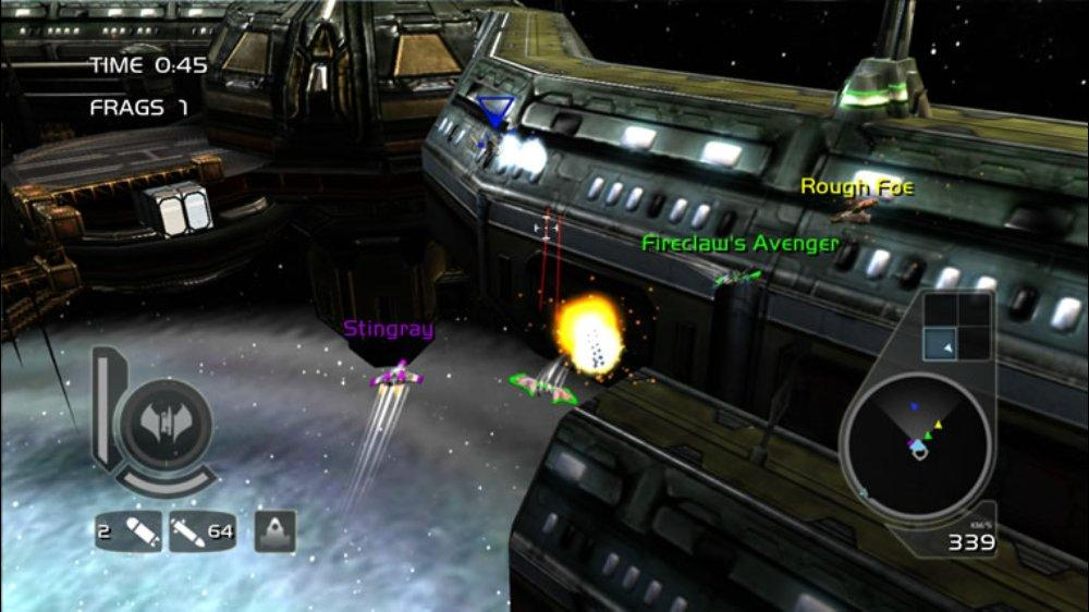 Stories of an XBLA addict: Wing Commander Arena, the original party chat
