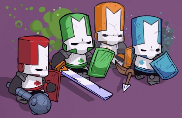Castle Crashers hits 3 Million players