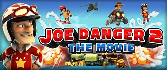 Joe Danger 2 The Movie: The Movies Pro Medals