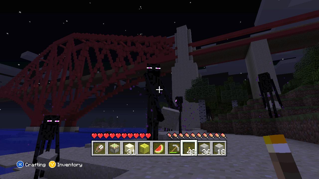Minecraft 182 Endermen Xblafans