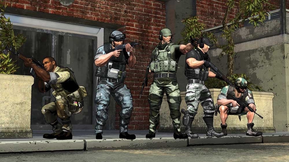 Special Forces Team X sneaks onto xbox.com