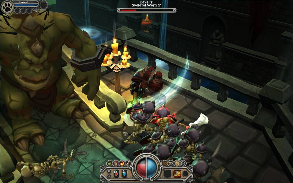 XBLA version of Torchlight II unlikely