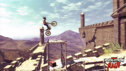 Trials Evolution returns to the Origin of Pain (and PC)