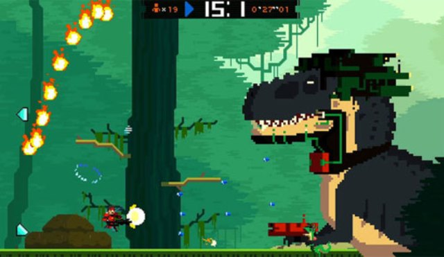 Super Time Force preview: hail to the (dino) chief