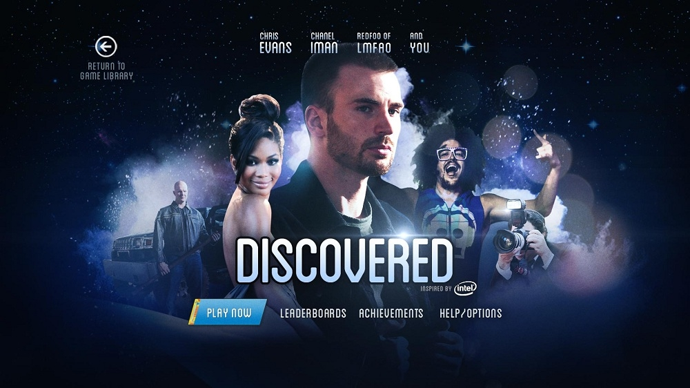 Intel Discovered launched for free on XBLA