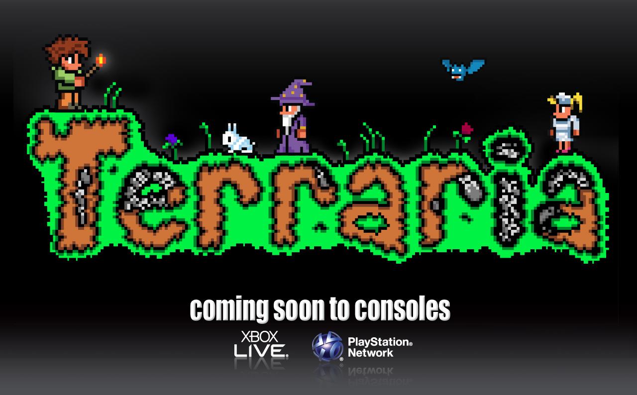 Terraria Console Trailer