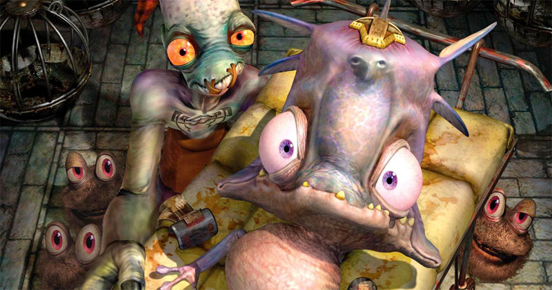Newsbits: All things Oddworld