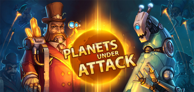 Planets Under Attack invades XBLA this week