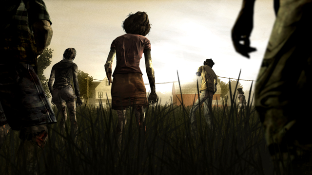 The Walking Dead: Episode 5 will conclude season one next week