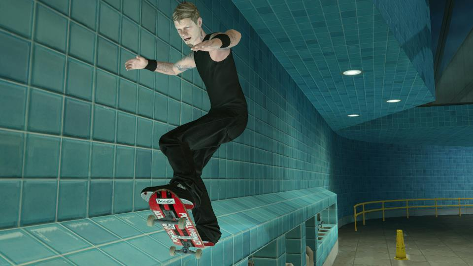 Tony Hawk's Pro Skater HD Revert Pack DLC hits December 5