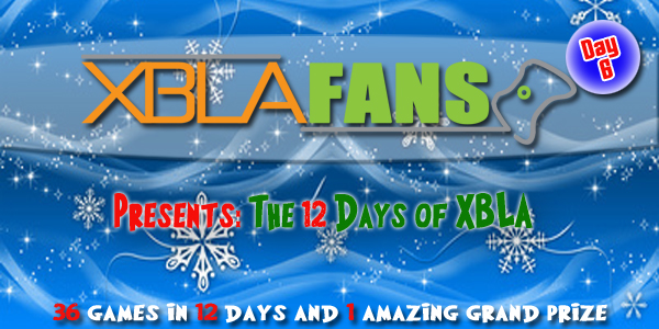 Contest: The 12 Days of XBLA (Day 6)