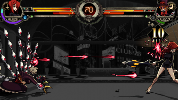 Lab Zero Games' Skullgirls