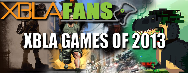 XBLAFans' most anticipated 2013 XBLA games: Part V