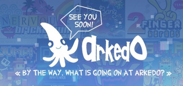 Arkedo Studio ends game production