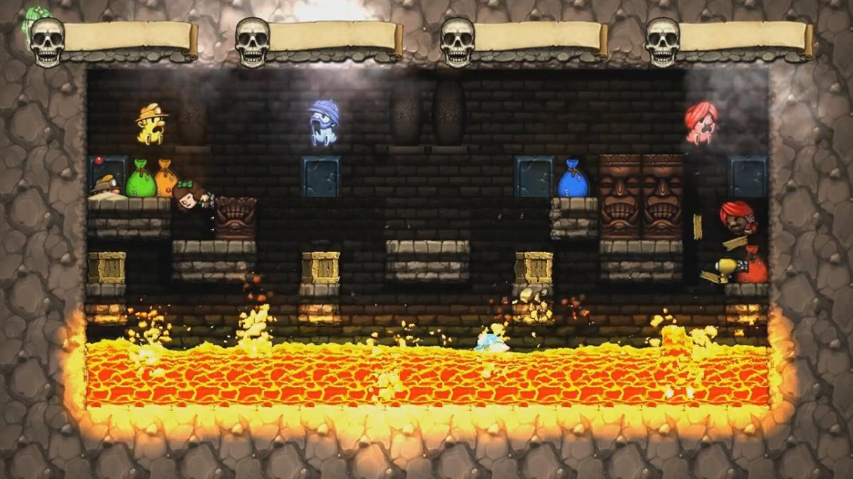 Spelunky gets two surprise DLC packs
