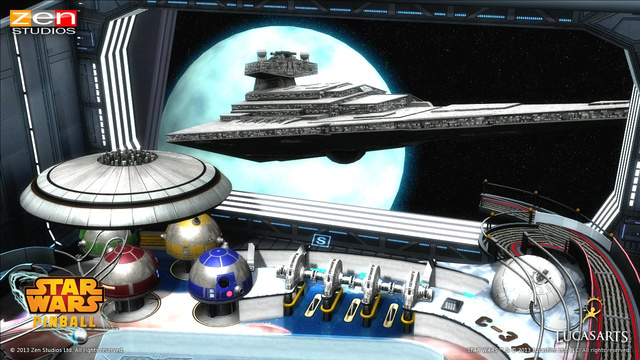 Star Wars Pinball: Boba Fett trailer; put Captain Solo in the cargo hold