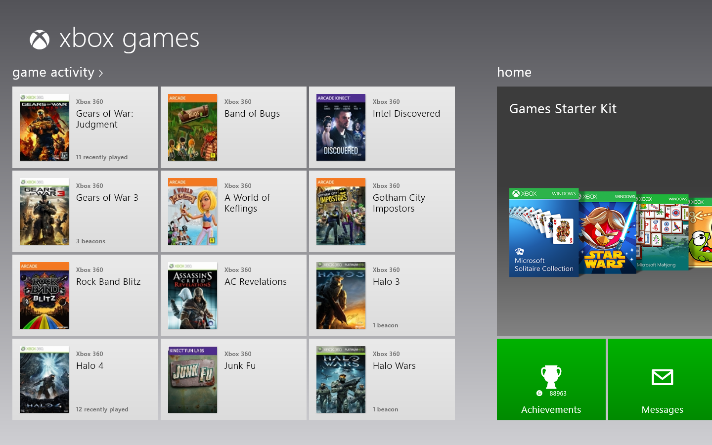 Xbox Games and SmartGlass apps receive updates
