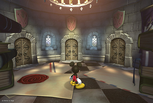 Castle of Illusion receives new screenshots and trailer