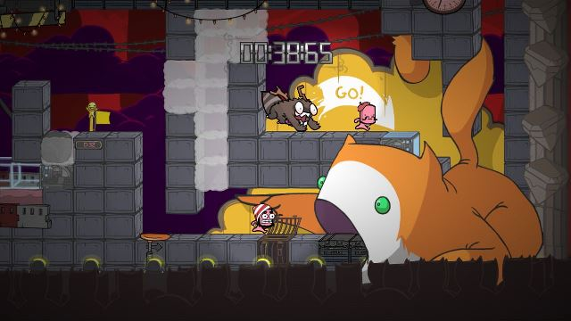 BattleBlock Theater is finally out — What took so long?