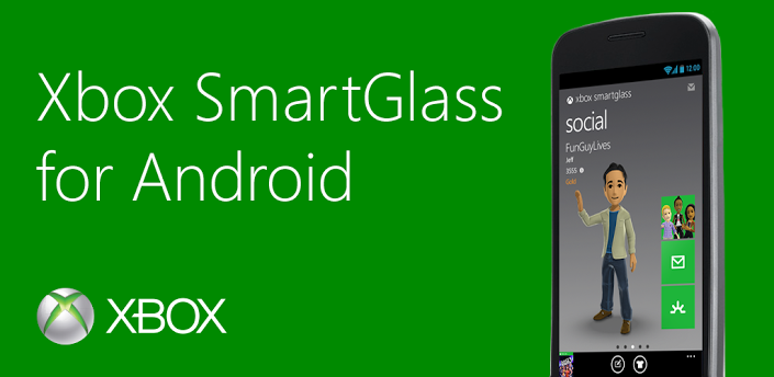 SmartGlass for Android update includes support for 7-inch and larger tablets