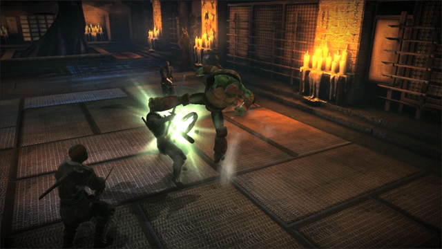 Teenage Mutant Ninja Turtles: Out of the Shadows – TMNT meets UFC