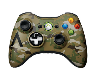 New camo controller exclusive to Wal-Mart