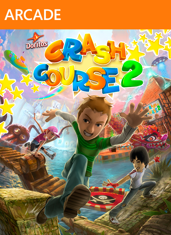 Doritos Crash Course 2 coming soon to XBLA
