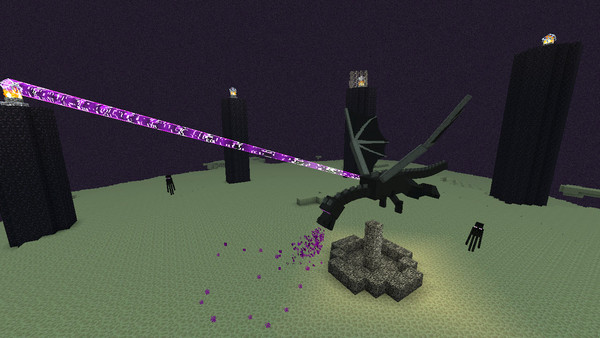 The End comes to Minecraft: Xbox 360 Edition