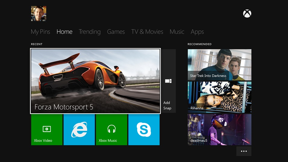 Xbox One will allow users up to 1000 friends