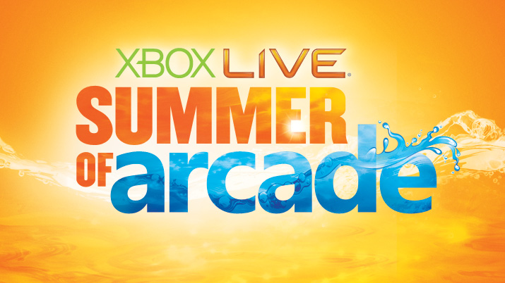 Summer of Arcade titles to be announced at E3