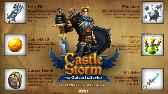 CastleStorm DLC crashes down on XBLA this week