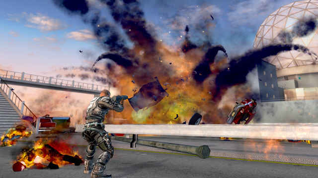 Crackdown, Dead Rising 2 free for Xbox Live Gold Members