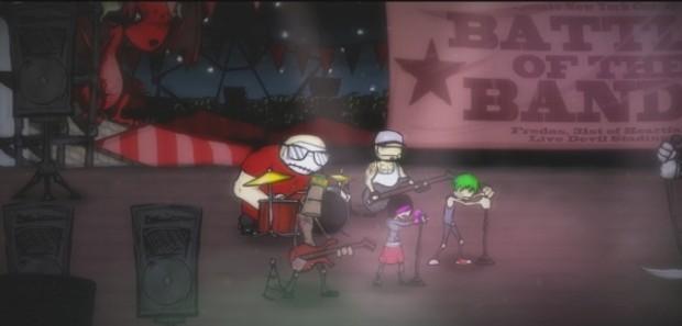 Charlie Murder battle of the bands