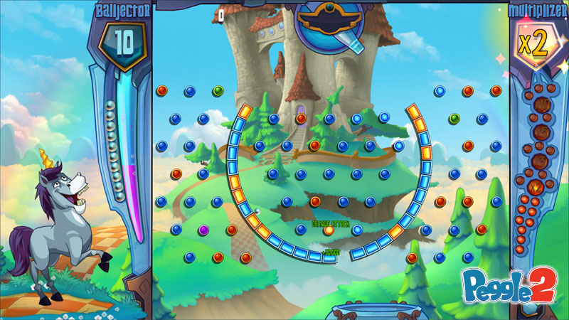 New Peggle 2 information