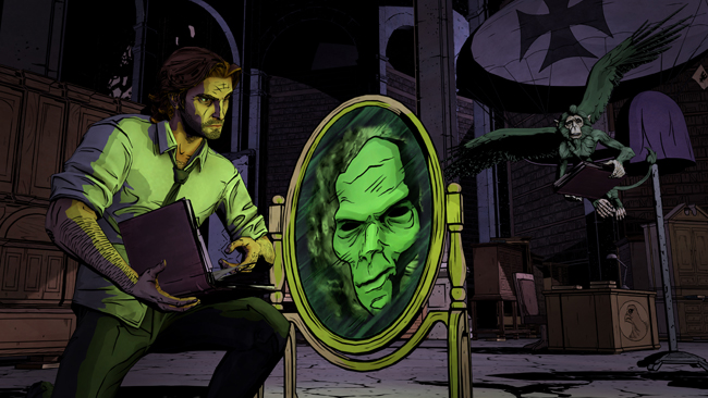 Telltale 'still exploring' how to proceed with The Wolf Among Us story
