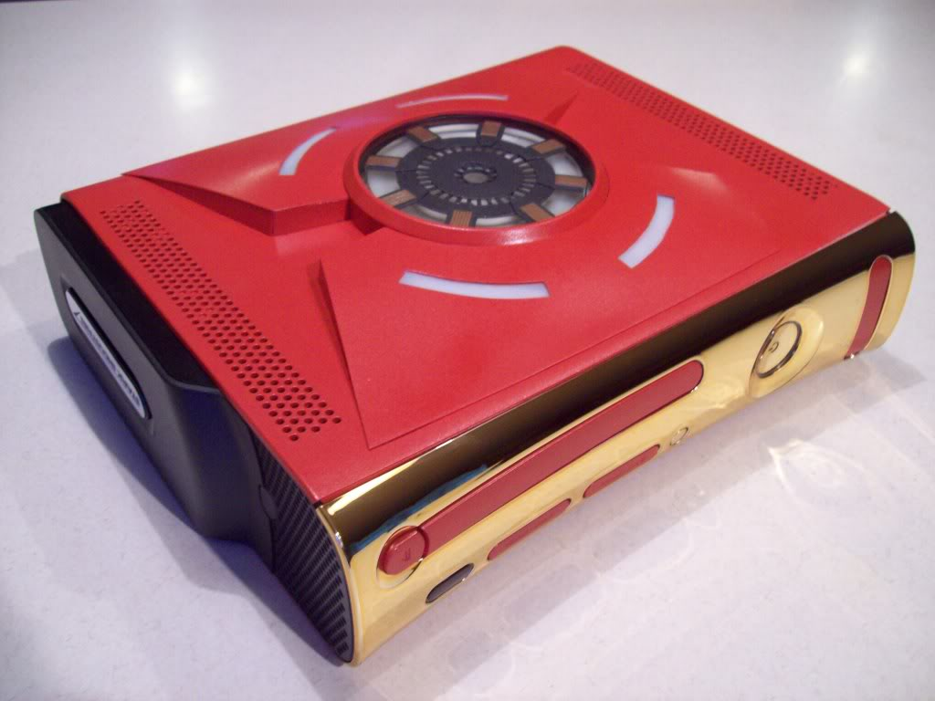 Refurbish your 360 part 1: The greatest custom Xbox 360s ever made