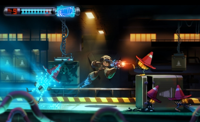 Mighty No. 9 for Xbox 360