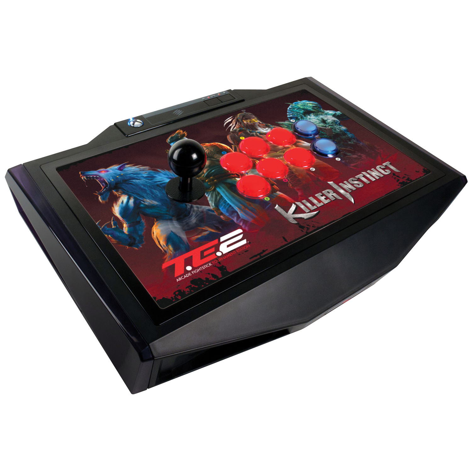 Killer Instinct themed arcade stick for Xbox One is now available for pre-order