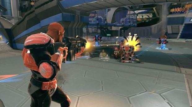 Monday Night Combat Hotshot