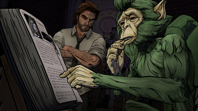 The Wolf Among Us Buffkin