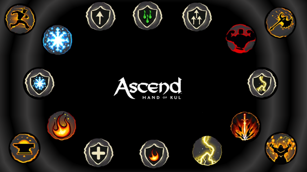 Ascend: Hand of Kul – Items Guide