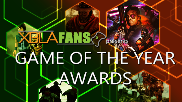 XBLA Fans 2013 Game of the Year awards