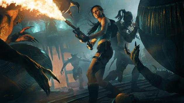 Games with Gold offers Lara Croft and the Guardian of Light free today