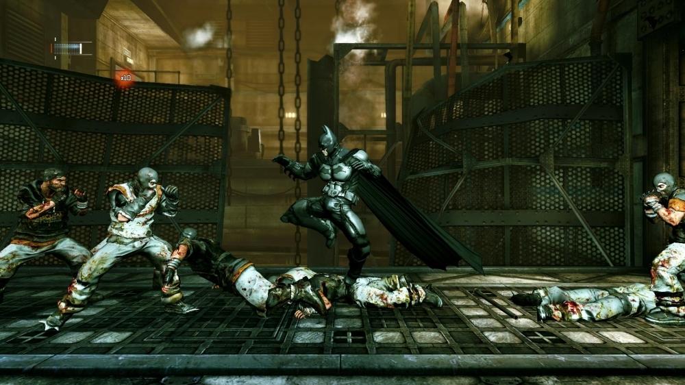 Batman: Arkham Origins Blackgate leaps from handheld to XBLA in April
